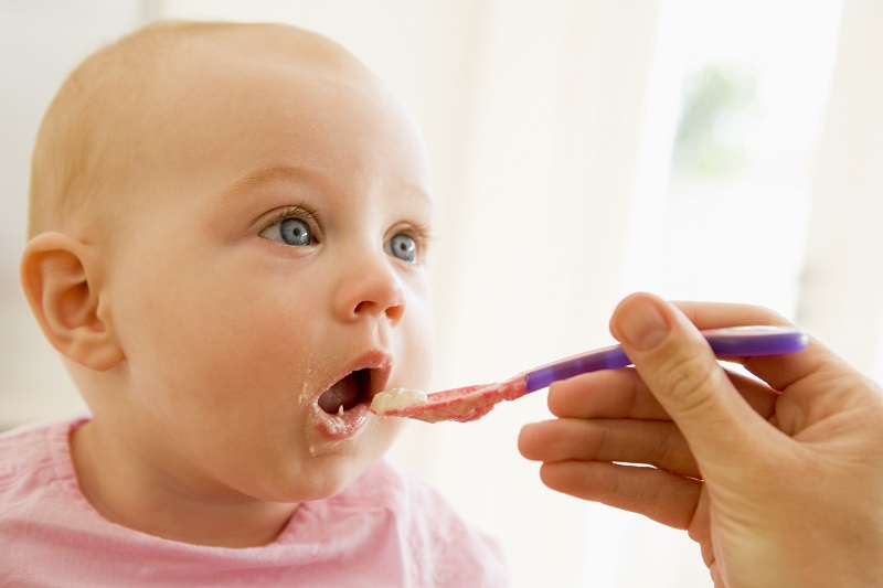 dieta niemowlaka