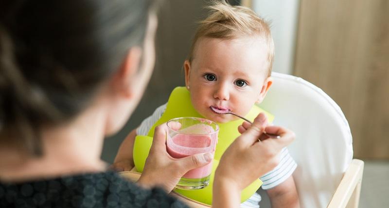 przepisy dla niemowlaka